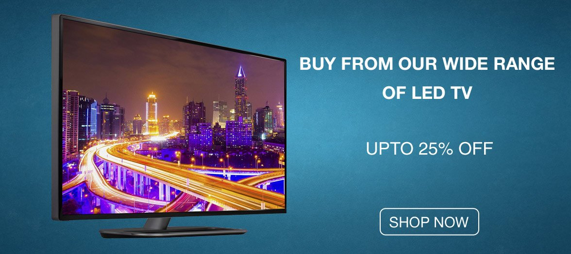 Buy LED TV online