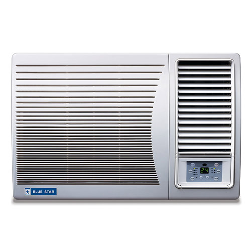Buy blue star 1 5 ton 3 star 3w18ld window ac online at for 1 5 ton window ac price in delhi