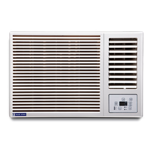 Buy blue star 5w13ga 1 1 ton 5 star window ac r22 online for 1 5 ton window ac price in delhi