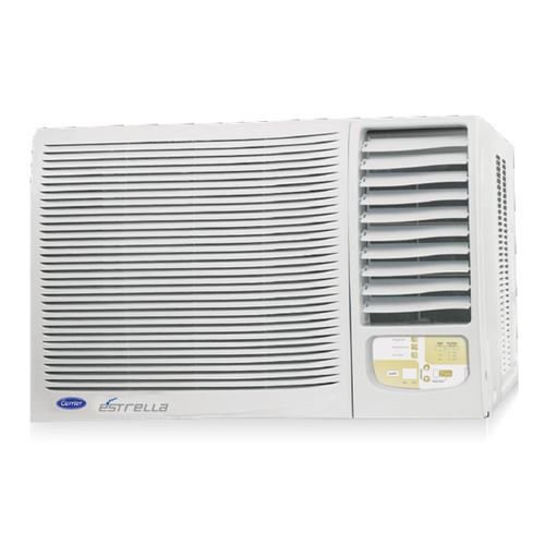 Buy carrier 1 5 ton 3 star estrella window ac online at for 1 5 ton window ac price in delhi