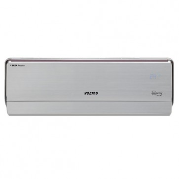 Voltas 125VH Crown AW 1 Ton 5 Star Hot & Cold Inverter Split AC R410A Copper