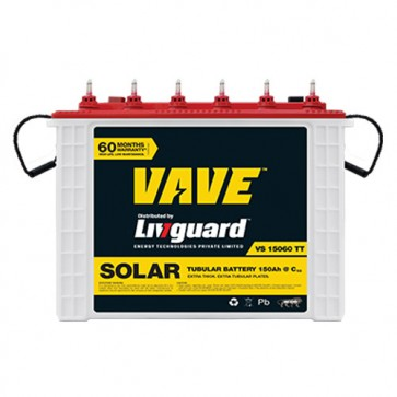 Livguard 15060TT Tall Tubular Solar Battery 150AH