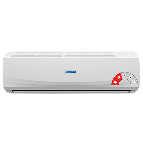 Blue Star 2HW12RCTU 1 Ton 2 Star Split AC R22 Copper
