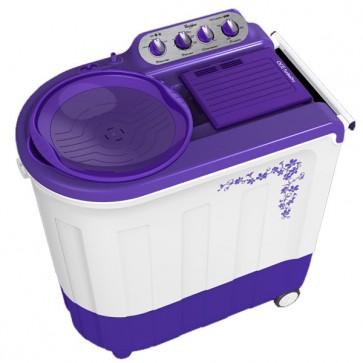 Whirlpool Ace Turbo Dry Purple 7.5 kg Semi Automatic Washing Machine