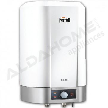 Ferroli Caldo.15V 15 L Digital Storage water Heater