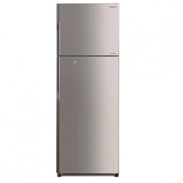 Hitachi R-H350PND7K-BSL 2 Star Inverter Refrigerator 318 L Brilliant Silver (2 Door)