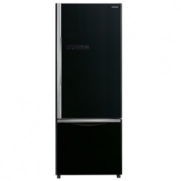 Hitachi R-B570PND7-GBW 2 Star Inverter Refrigerator 525 L Bottom Freezer Glass Brown (2 Door)