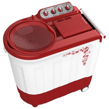 Whirlpool Ace Turbo Dry Red 7.5 kg Semi Automatic Washing Machine