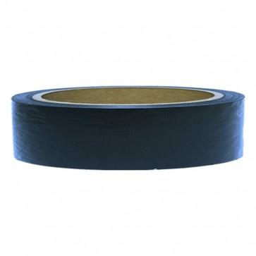 Super 1 inch Black Packing Tape 65 meter (Pack of 6)