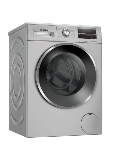Bosch WAJ2846SIN 8 kg Front Load Fully Automatic Washing Machine (Anti Wrinkle) (Platinum SIlver)