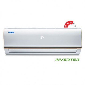 Blue Star 3CNHW18RBFU 1.5 Ton 3 Star Inverter Split AC R410A Copper