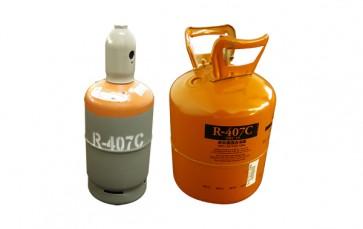 Stallion R407C Refrigerant Gas 8kg