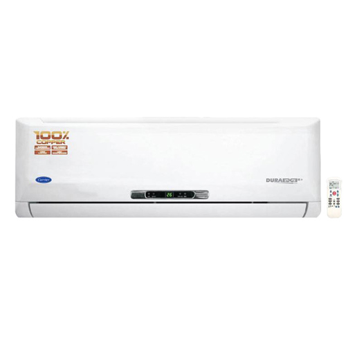 Carrier 1 Ton 3 Star Duraedge Split Air Conditioner