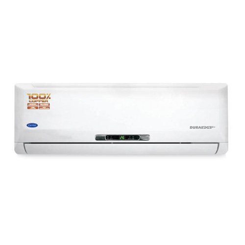 Carrier 1 Ton 5 Star Duraneo Air Conditioner White