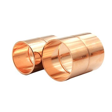 Copper Coupling Socket 3/8 inch (Pack of 10)