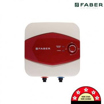 Faber FWG Glitz 6 litre Water Heater/ Geyser (Ivory+Maroon)
