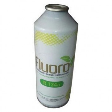 Fluoro R134A Refrigerant Gas 450gms 20pcs/box Rs.249/can