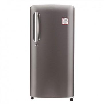 LG GL-B201ADSW 190 Ltr DC Refrigerator Dazzle Steel