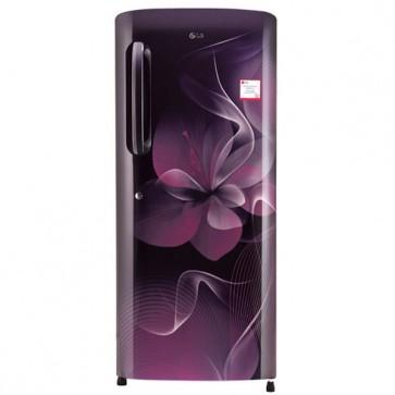 LG GL-B241APDX 235 Ltr DC Refrigerator Purple Dazzle
