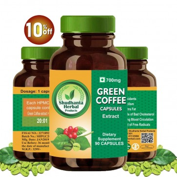 Shudhanta Green Coffee capsule