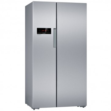 Bosch KAN92VS30I Inverter Refrigerator 658 L Side by Side 2 Door (Inox Look)