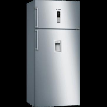Bosch KDD46XI30I 2 Star Inverter Refrigerator 401 L with Water Dispenser (Stainless Steel)