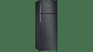 Bosch KDN43UB30I 3 Star Inverter Refrigerator 347L (Black Metalic)