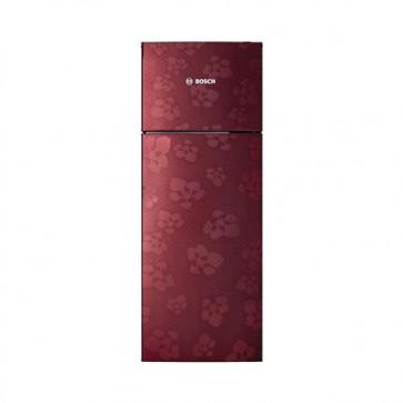Bosch KDN43VV30I 3 Star Inverter Refrigerator 347L (Wine Red)
