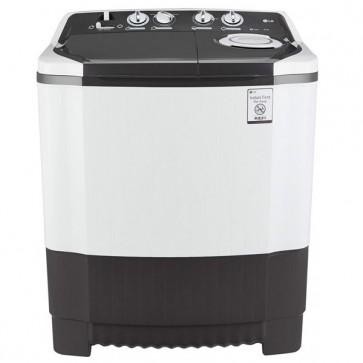 LG P7550R3FA Dark Grey 6.5 kg Semi Automatic Washing Machine