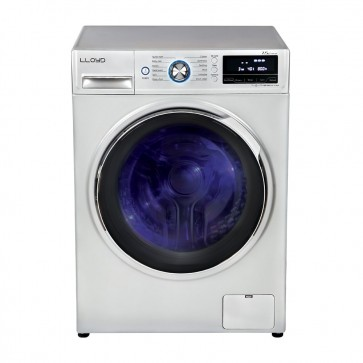 Lloyd LWMF 75S Fully Automatic Front Load 7.5 kg Washing Machine with inbuilt Heater