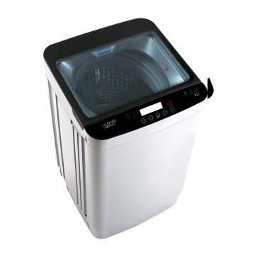 Lloyd LWMT80TL 8 kg Fully Automatic Top Load Washing Machine
