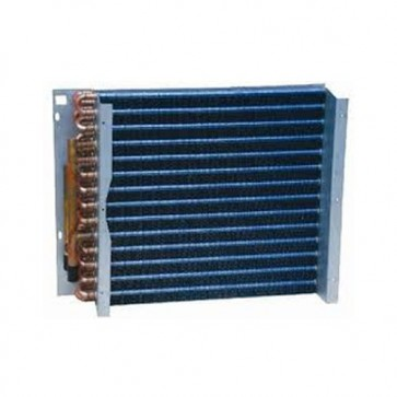 Carrier Window AC Cooling Coil 1.5 Ton 3 Star Copper (Double Row 6 Hole)