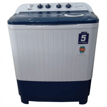 Lloyd LWMS70BA1 7 kg Semi Automatic Washing Machine (Blue)