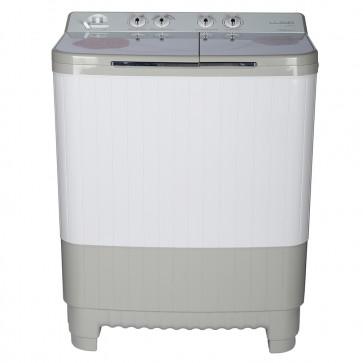 Lloyd LWMS85HT1 8.5 kg Semi Automatic Washing Machine (Light Grey)
