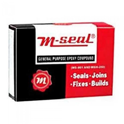 M-Seal 50 g Regular Epoxy Compound Putty (Pack of 6)