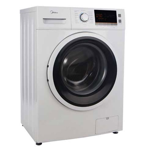 Midea MWMFL060CPR 7 kg Fully Automatic Front Loading Washing Machine