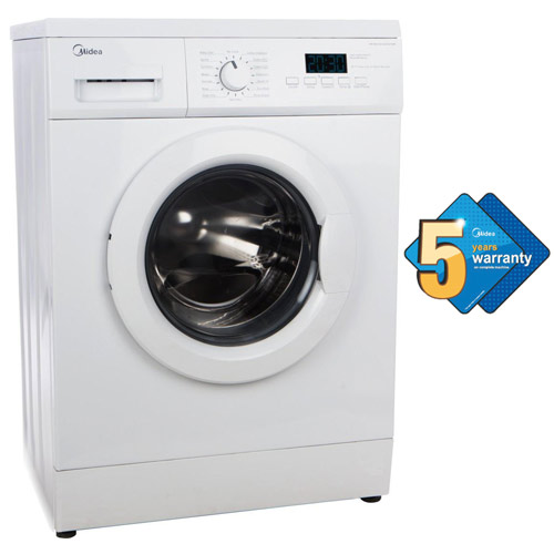 Midea MWMFL060GHN 6 kg Fully Automatic Front Loading Washing Machine