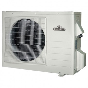 Napoleon 2 Ton Split AC Outdoor with Reciprocating Compressor R22 Copper