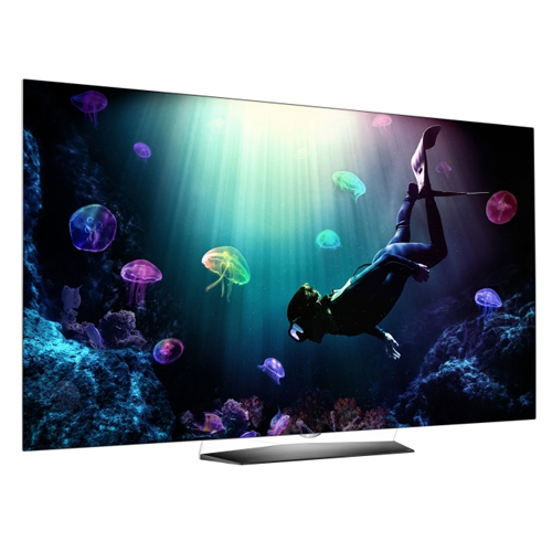 LG OLED55B6T 139.7 cm (55 inches) 4k Ultra Smart HD LED TV (Black)