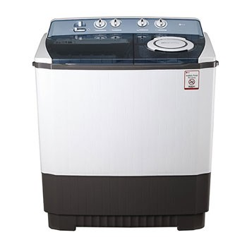 LG P1064R3SA Dark Gray 9 kg Semi Automatic Washing Machine