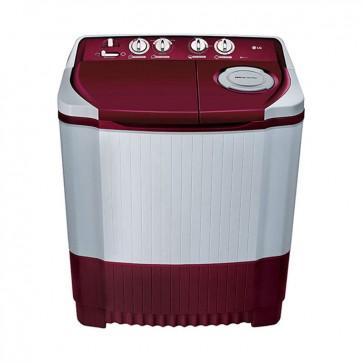 LG P7559R3FA Burgundy 6.5 kg Semi Automatic Washing Machine