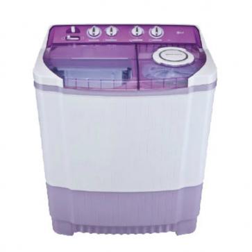 LG P8537R3SA Mauve 8 kg Semi Automatic Washing Machine