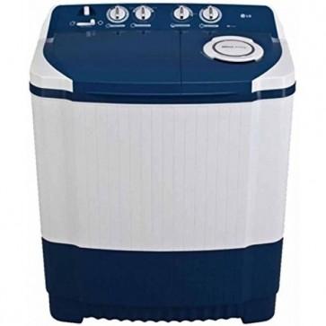 LG P9037R3SM Dark Blue 8 kg Semi Automatic Washing Machine