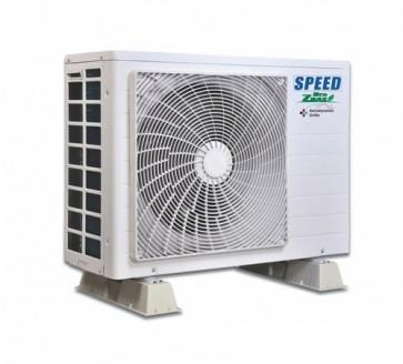 Speed AC Outdoor Kit 2.5 ton w/o Compressor (Copper Condenser)