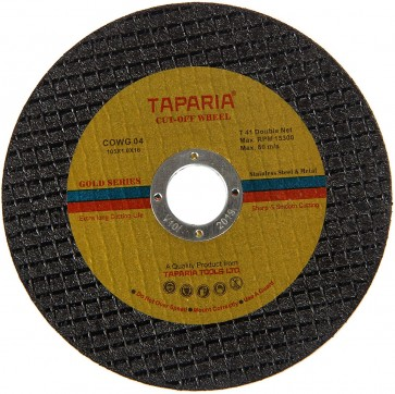 Taparia COWG 04 105mm Cutting Wheel (Pack of 70)