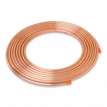Totaline Copper Tube 1/4 inch (6mm) with insulation