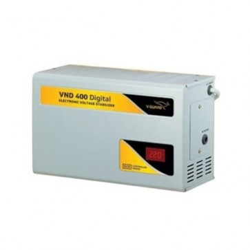 V-Guard VND 400 4KVA Digital Voltage Stabilizer 150V-285V (Upto 1.5 Ton AC)
