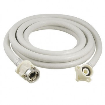 Fully Automatic Washing Machine 1.5 Meter Inlet Hose Pipe with Tap Adapter
