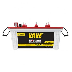 Livguard 10036ST Short Tubular Solar Battery 100AH
