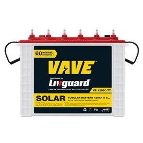 Livguard 12060TT Tall Tubular Solar Battery 120AH